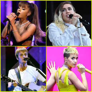 Ariana Grande's 'One Love Manchester' Benefit Concert - Full Performers Lineup!