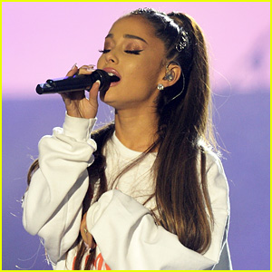 Ariana Grande Releases Live 'Over the Rainbow' Cover as Charity Single
