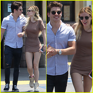 Bella Thorne & Ex Gregg Sulkin Look So Happy While Spending More Time Together