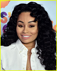 Blac Chyna Involved in Car Crash, Hit from Behind