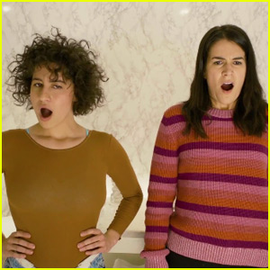 Abbi Jacobson & Ilana Glazer Send Message to Trump in 'Broad City' Season 4 Trailer - Watch Now!