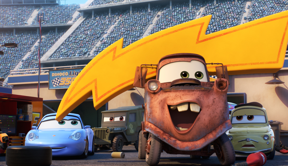 Is There A Cars 3 End Credits Scene Cars 3 Disney Pixar