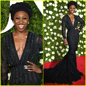 Cynthia Erivo Returns to Tony Awards After Last Year's Win!