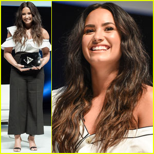Demi Lovato Wants to 'Dive Back into Acting' At Some Point