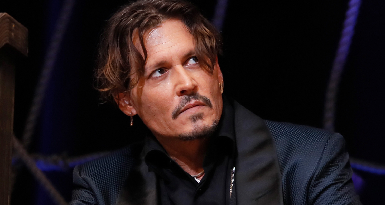 Johnny Depp Joins 'P...