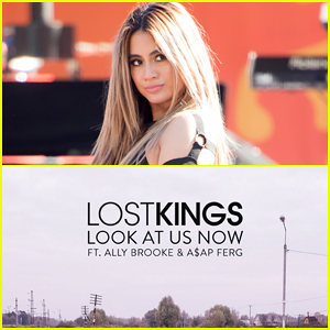 Fifth Harmony's Ally Brooke Teams Up With Lost Kings: 'Look At Us Now' Stream, Lyrics & Download!