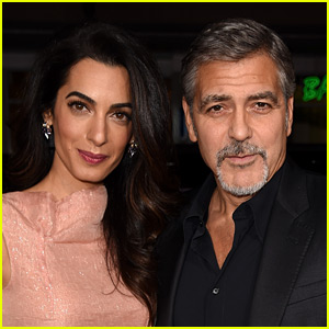 George & Amal Clooney Welcome Twins - Find Out Their Names!