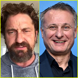 Gerard Butler Remembers Michael Nyqvist in a Video Post