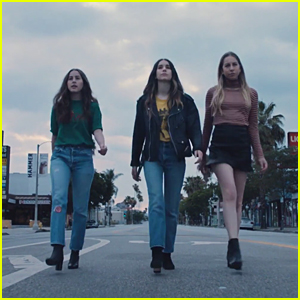 Haim Go Back To Their Roots In 'Want You Back' Music Video - Watch Here!
