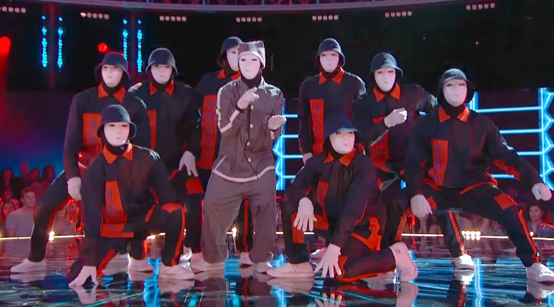 Jabbawockeez Auditions for 'World of Dance' (Video