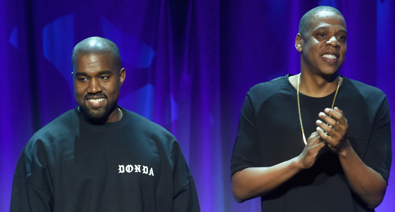 kanye west and jay z new song