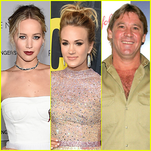 Hollywood Walk of Fame 2018: Jennifer Lawrence, Carrie Underwood, Steve Irwin, & More Will Receive Stars