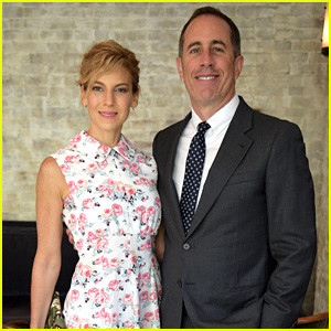 Jerry Seinfeld Celebrates Fatherhood with Wife Jessica!