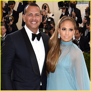Jennifer Lopez & Alex Rodriguez Spend the Afternoon with Their Kids - See the Pics!