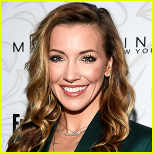 Katie Cassidy is Engaged to Matthew Rodgers - See Her Ring!
