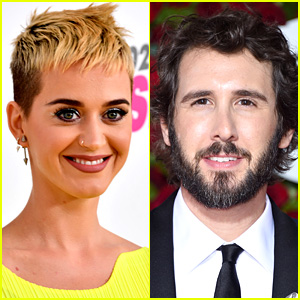 Katy Perry Says Josh Groban is 'The One That Got Away'