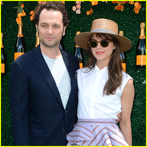 Keri Russell & Matthew Rhys Couple Up for Veuve Clicquot Event