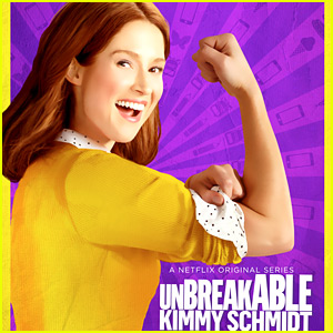 'Unbreakable Kimmy Schmidt' Renewed for Season Four!