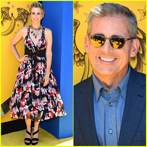 Kristen Wiig & Steve Carell Premiere 'Despicable Me 3' in Los Angeles