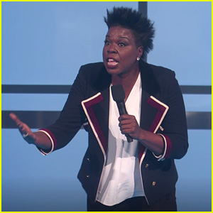 Leslie Jones Roasts Lil' Yachty's Name During BET Awards 2017 Monologue (Video)