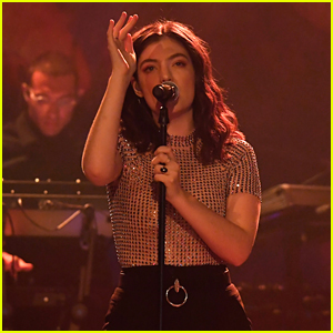 Lorde Plays Songs From 'Melodrama' at SiriusXM Show in NYC