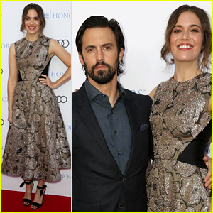 Mandy Moore & Milo Ventimiglia's 'This Is Us' Honored by Television Academy for Changing Lives
