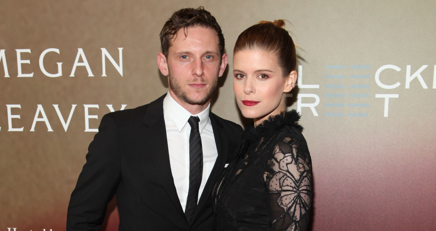 Kate Mara & Jamie Bell Couple Up for 'Megan Leavey' Premiere