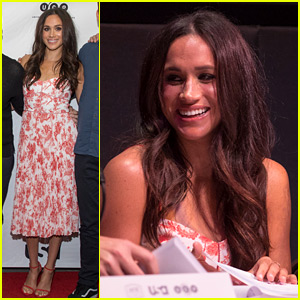 Meghan Markle Makes First Public Appearance Since Pippa Middleton's Wedding!
