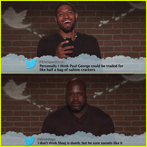 NBA Players Read Mean Tweets on 'Kimmel' - Watch Now!