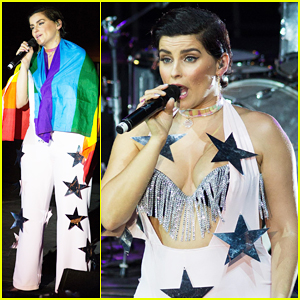 Nelly Furtado Headlines New York City Pride Fest 2017!