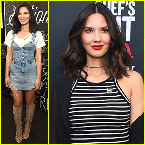 Olivia Munn Credits Beef Jerky As Her Secret To Slimming Down!