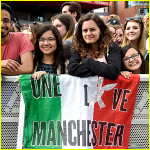 One Love Manchester Concert Draws Fans From Around the World (Photos)