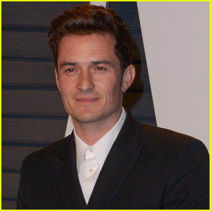 Orlando Bloom Shares Adorable Video With Flynn & His Pup ...
