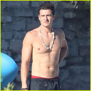 Orlando Bloom Breaking News, Photos, and Videos | Just Jared Orlando Bloom