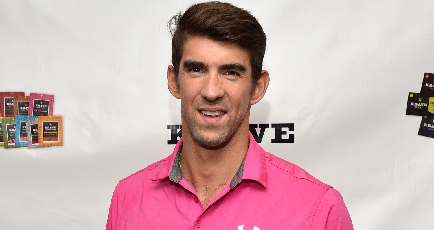 Michael Phelps Might Race a Great White For Shark Week