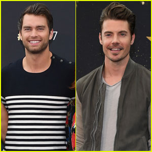 Pierson Fode & Josh Henderson Are Hot Monte Carlo Guys