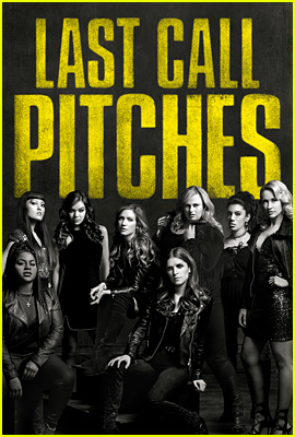 'Pitch Perfect 3' Poster Debuts - Read the Plot Synopsis!