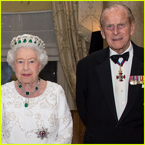 Prince Philip Hospitalized for an Infection