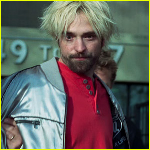 robert pattinson is barely recognizable in good time trailer