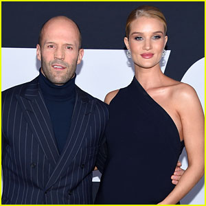 Rosie Huntington-Whiteley & Jason Statham Welcome Baby Boy Jack!
