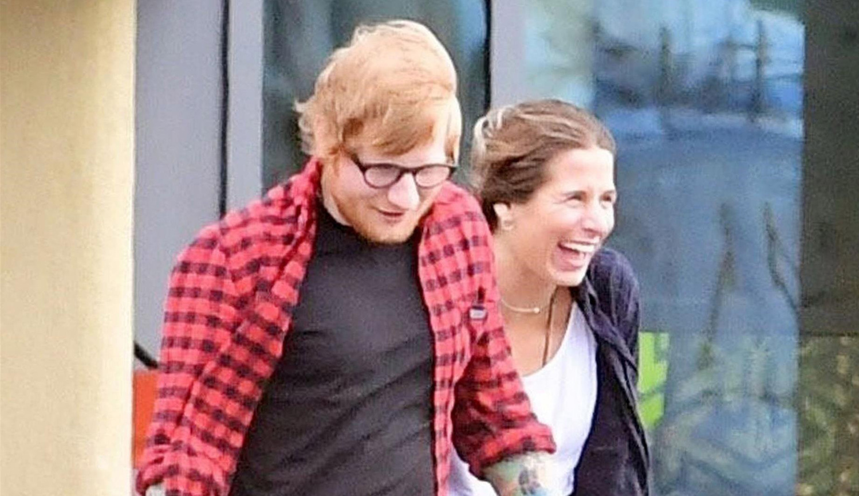 Ed sheeran dating actress