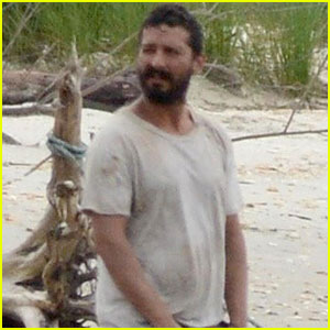 Shia LaBeouf Exposes Himself on Movie Set