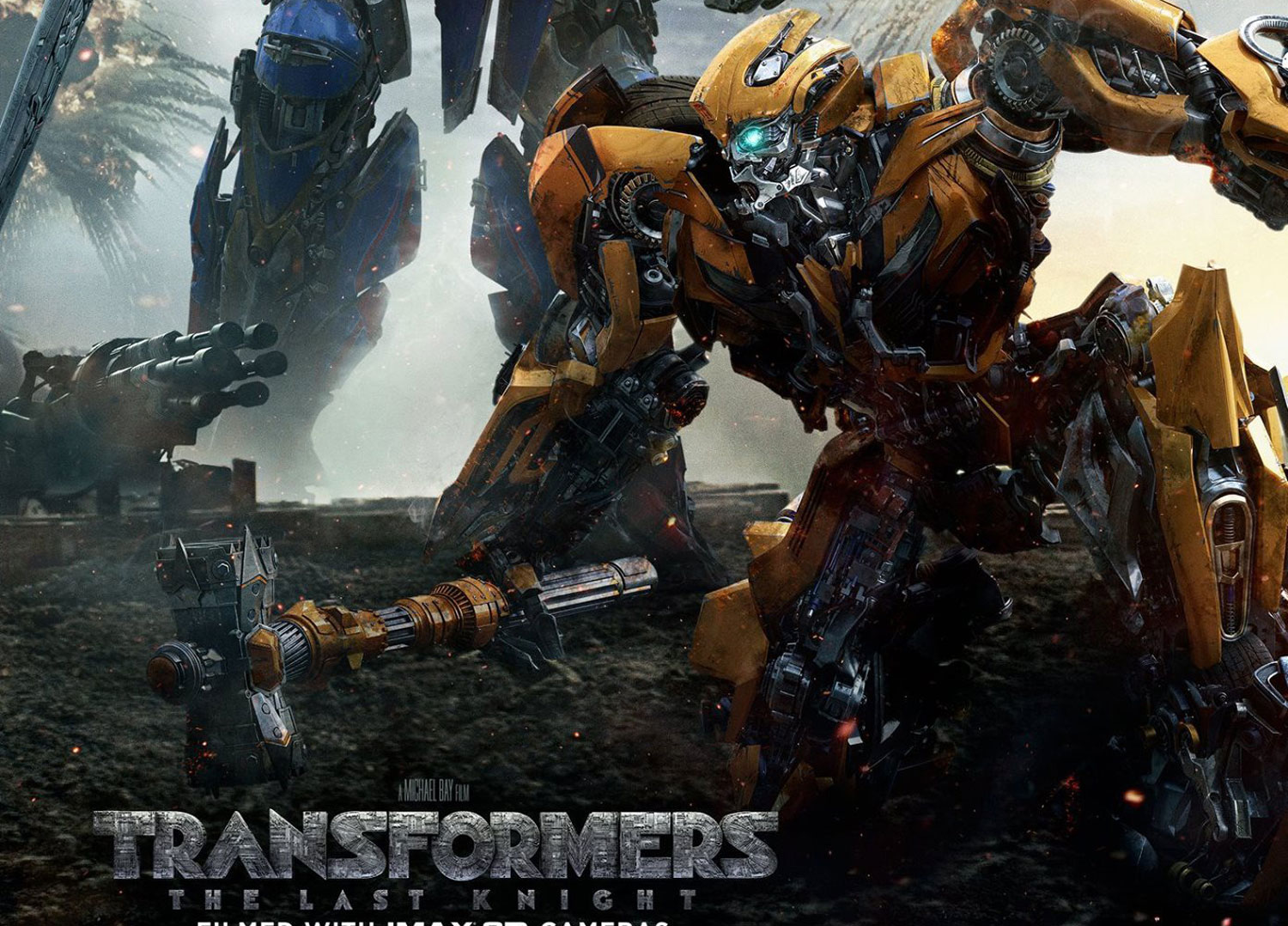 Transformers the last knight wins weekend box office box office movies just jared - Transformers 2 box office ...