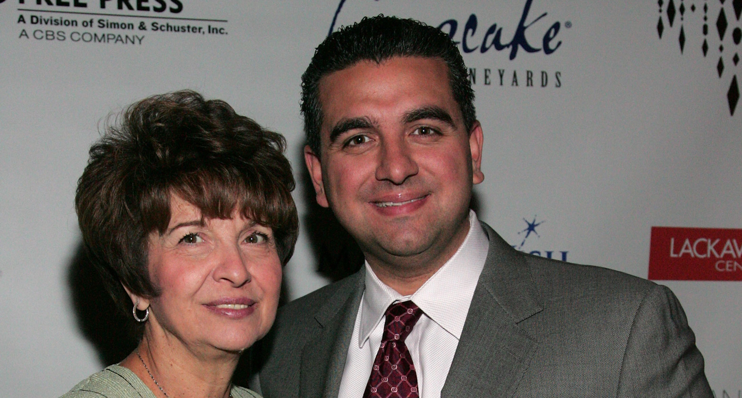 Buddy From Cake Boss Mom Dies