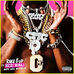 Yo Gotti: 'Rake It Up' ft. Nicki Minaj & Mike WiLL Made-It Stream, Download, & Lyrics - Listen Now!