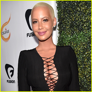 Amber Rose Talks About Grooming Herself Down There