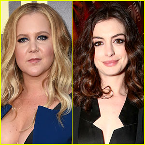 Amy Schumer Reacts to Anne Hathaway Replacing Her in 'Barbie'