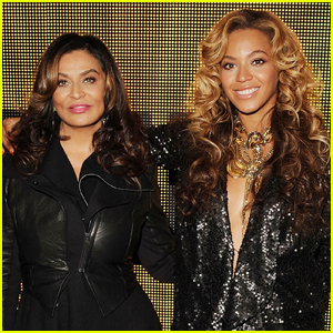 Beyonce's Mom Tina Spills on Life With Twins Rumi & Sir: 'It's Exciting!'