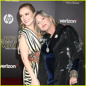 Carrie Fisher's Daughter Billie Lourd Named Beneficiary of Her Estate