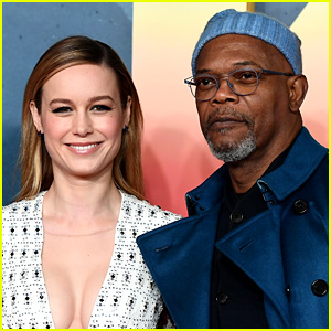 Brie Larson's Captain Marvel Concept Art Revealed at Comic-Con, Samuel L. Jackson Confirmed for Young Nick Fury!